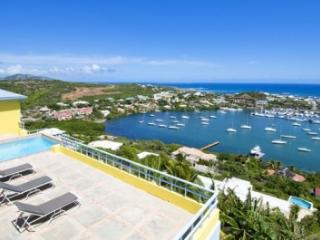 Dazzling 3 Bedroom Villa with View in Oyster Pond - Oyster Pond vacation rentals