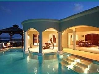 Gorgeous 4 Bedroom Villa with Private Pool in Dawn Beach - Dawn Beach vacation rentals