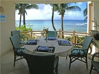 2 Bedroom Waterfront Apartment in Reeds Bay - Saint James vacation rentals