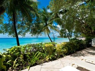 Relaxed 2 Bedroom Beachfront House in Mullins Bay - Saint Peter vacation rentals