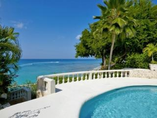 Spectacular 4 Bedroom Villa with View of the Caribbean Sea in The Garden - Saint James vacation rentals