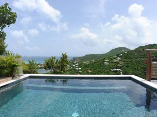 2 Bedroom Villa with Panoramic View of Saint Jean Bay - Saint Jean vacation rentals