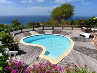 Beautiful 3 Bedroom Villa with Ocean View in Colombier - Anse des Flamands vacation rentals
