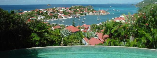 8 Bedroom Villa with Ocean View in Gustavia