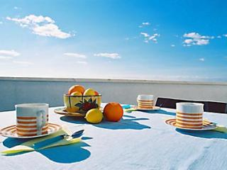 Second floor apartment with nice sea view - Hvar vacation rentals