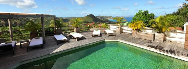 2 Bedroom Villa on the Heights of Petite Saline - Saint Barthelemy vacation rentals