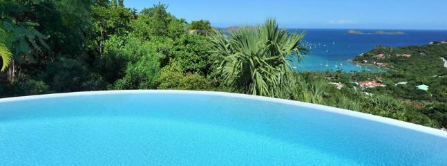 Perfect 3 Bedroom Villa on the Hillside of Saint Jean - Image 1 - Saint Jean - rentals