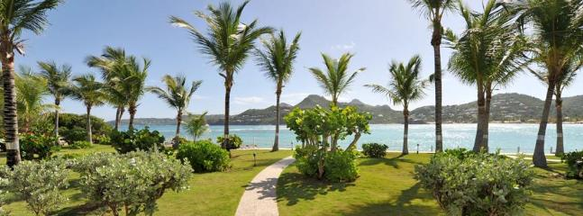 Marvelous 1 Bedroom Villa on Saint Jean Beach - Image 1 - Saint Jean - rentals