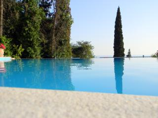 BEAUTIFUL SEE VIEW VILLA WITH INFINITY POOL - Corfu vacation rentals
