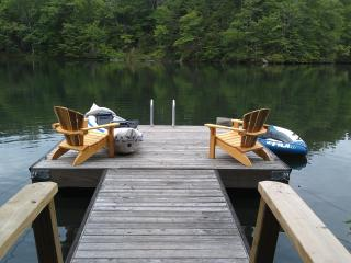 Mountain Lake Front House on Cedar Cliff Lake - Tuckasegee vacation rentals