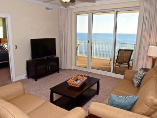 Brand New Gulf Front 2/2 at Ocean Reef with FREE Beach Service!! Book now for FALL discount!! - Panama City Beach vacation rentals