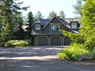 Luxury Muskoka Lakefront Home on 9-acre Peninsula - Mactier vacation rentals