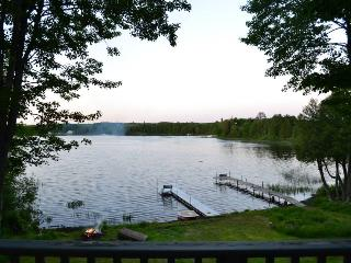 Secluded Northwoods Lakeside Getaway on Trails! - Hurley vacation rentals