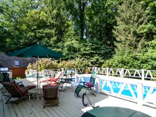 aqua Bliss House OCT $275/nt HOT TUB PRIVATE BEACH - Southwest Michigan vacation rentals