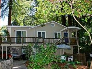 The Cottage on Evergreen Lane - Boulder Creek vacation rentals