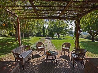 Villa Le Crete, beautiful villa lose in the winding hills of the Sienese Crete. - Pienza vacation rentals