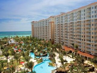 1 Bedroom at Marriott`s Aruba Surf Club - Palm Beach vacation rentals