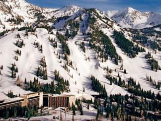 2 Bedroom with Living Room at Snowbird`s Cliff Club - Snowbird vacation rentals