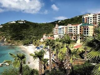 2 Bedroom at Marriott`s Frenchman`s Cove, St Thomas - Flag Hill vacation rentals