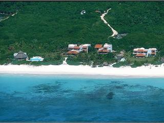 MAYA - XPUH8 privately-owned acres directly fronting the gorgeous white sands of Xpu-Ha beach - Xpuha vacation rentals