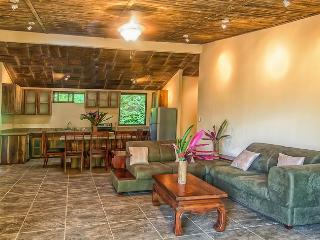 NEW rental with personal waterfall cascade - Manuel Antonio National Park vacation rentals
