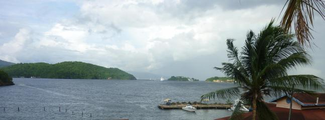 View from Front Deck - Relaxing Island (Gaspar Grande) Villa. Great View - Chaguaramas - rentals