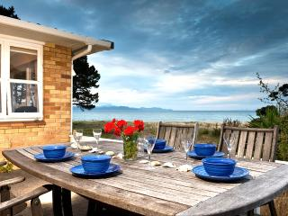 Wai Whare - Kuaotunu Beachfront Holiday Home - The Coromandel vacation rentals