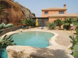 Beautiful and exclusive Villa with private pool - Los Gallardos vacation rentals