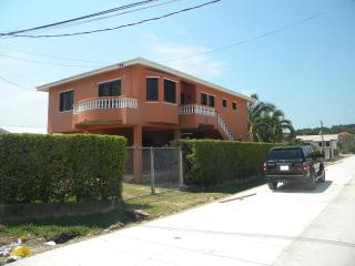 3 Bed 2 Bath Furnished Upstairs House in Belize - Belize City vacation rentals