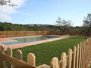 Villa Pont Belle for 21-23 guests tucked away in a valley outside Barcelona - Odena vacation rentals
