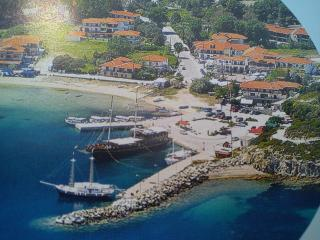 Ormos Panagias, 2 bedroom flat, steps from sea, 2. - Halkidiki vacation rentals