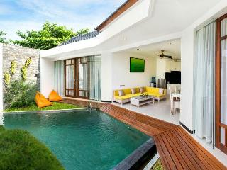 Beautifully designed 2 BR villa, 5 min to beach - Seminyak vacation rentals