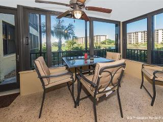 Gulf and Bay Club 102B Beach Front, Luxury Ground Floor unit - Siesta Key vacation rentals