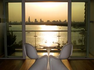 180-degree river view apartment with infinity pool - Ho Chi Minh City vacation rentals