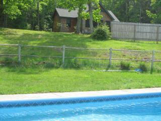 Woodstock gorgeous cottage & pool. on 10  acres - Catskills vacation rentals