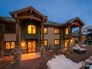 Fairway Villa 4 at Canyons Resort with Full Access to The Miner`s Club - Park City vacation rentals