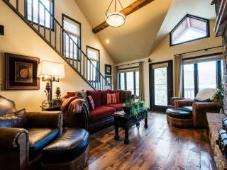 Woodside Park City 1 with 3 Bedrooms, Sleeps 6, and Walking Distance to Town Lift at PCMR - Park City vacation rentals