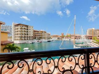 St. Martin Villa 166 Lovely 2nd Floor, 2 Bedroom Apartment At Porto Cupecoy With Fabulous Marina View. - Terres Basses vacation rentals