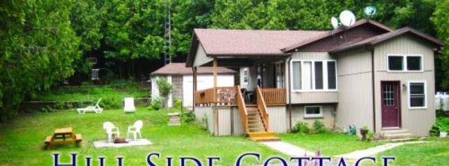 4 Bedroom Hill-side Cottage at the Port Albert Inn and Cottages - 4 bedroom cottage @ Port Albert Inn and Cottages - Goderich - rentals
