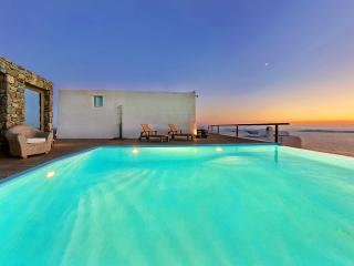 Private Villa with Private Pool & Stunning views - Mykonos vacation rentals