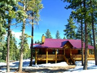 Duck Creek Mt. Cabin sleeps 12 - Brian Head vacation rentals