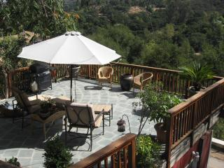 Charming 2 Story Mountain Guest House- 5 miles to Beach - Topanga vacation rentals