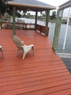 Gulf Waterfront Escape!! - Hudson vacation rentals