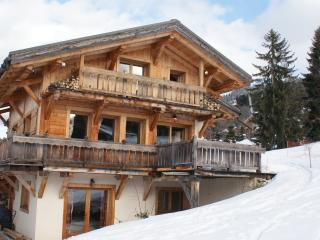 LUXURY SKI CHALET AT THE FOOT OF THE SKI MEGÉVE - Haute-Savoie vacation rentals