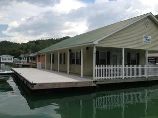 3 Bed 2 Bath Floating Home on Norris Lake - La Follette vacation rentals