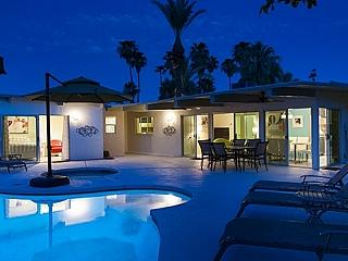 Modern Elements - Palm Springs vacation rentals