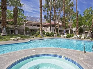Palm Springs Villas Poolside Condo - Palm Springs vacation rentals