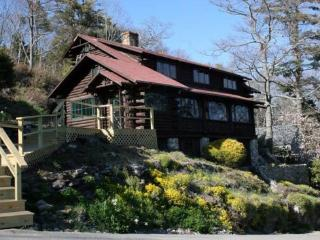 LINEKIN BAY LOOKOUT | CUSTOM LOG CABIN | EAST BOOTHBAY MAINE | TOWN DOCK | WALKING TRAILS |COASTAL LIVING - Boothbay vacation rentals