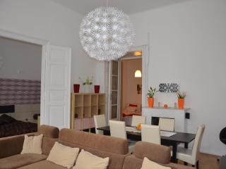 CITY CENTER HISTORICAL APARTAMENT - Budapest & Central Danube Region vacation rentals