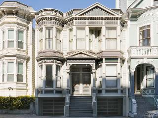 A+ Sf Location- Pac Heights- Victorian - W/ Garage - San Francisco vacation rentals
